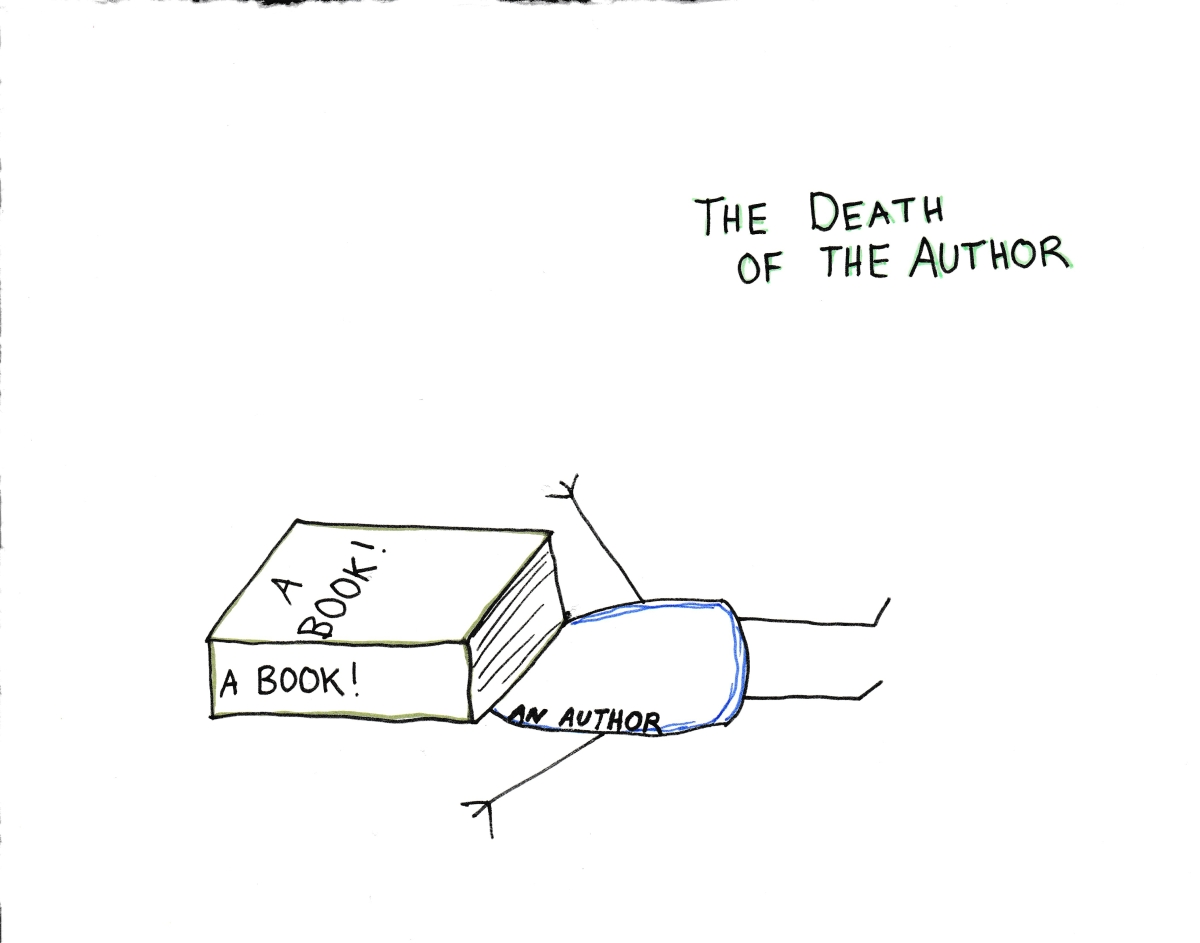 Pictures of Theories: The Death of the Author