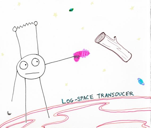 LogSpaceTransducer