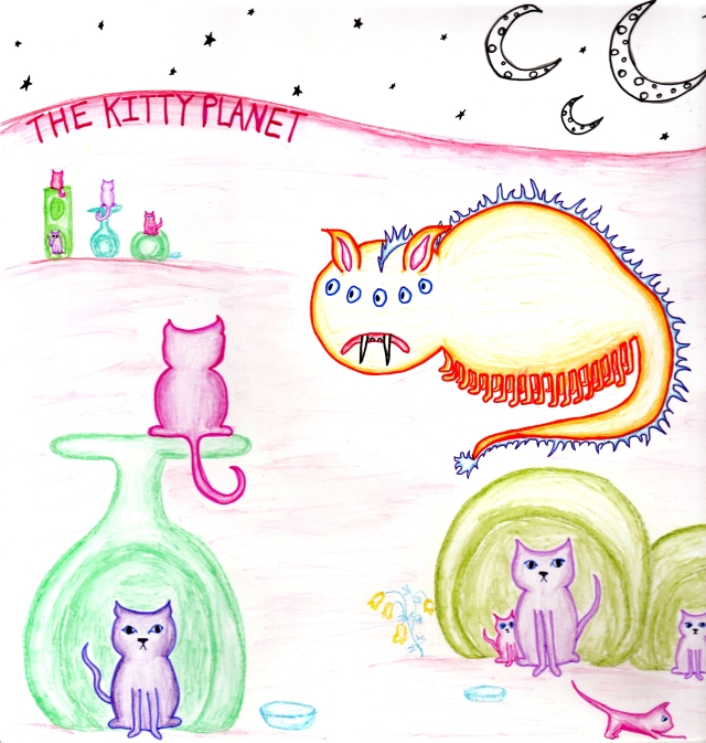 Poems_Kitty Planet
